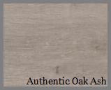 Authentic Oak Ash